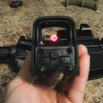1a58167ab4b ▷ 10 Mejores Miras de punto rojo holográfico para rifle de caza ...