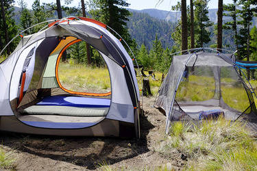 Camping Tent Styles
