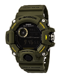 Best Tactical Watches Casio G-Shock Rangeman