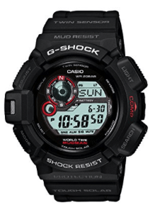 Best Tactical Watches Casio Mudman