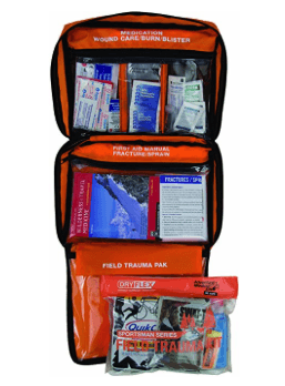 Sportsman Grizzly - best first aid kits
