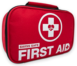 Swiss Safe 2-in-1 - best first aid kits