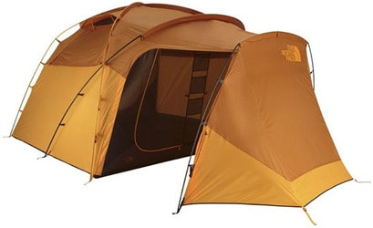 The North Face Wawona 6 camping tent