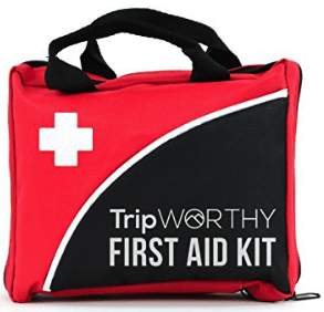 TripWorthy Compact - best first aid kits