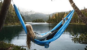 best camping hammock - Hummingbird Hammocks Ultralight Single Plus