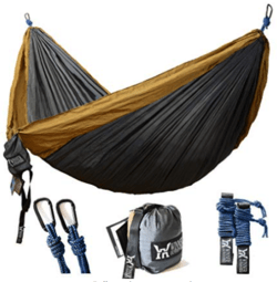 best camping hammock - Winner Outfitters Double Camping Hammock