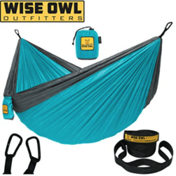 best camping hammock - Wise Owl Outfitters Hammock