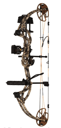 best compound bows - bear archery cruzer