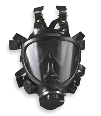 best gas mask - 3m fr7800b