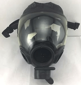 best gas mask - MSA millennium