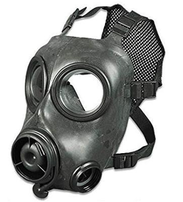 best gas mask - avon fm12