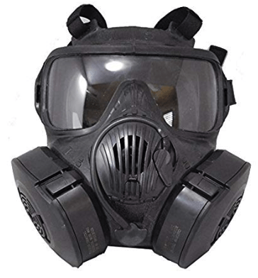 Máscara antigas best gas mask - avon m50