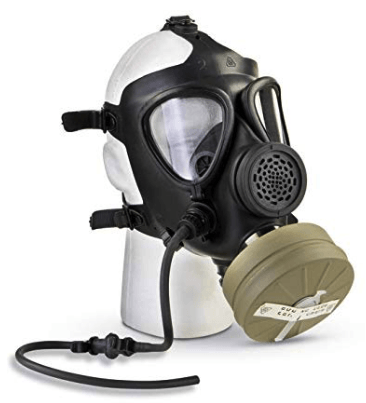 best gas mask - m15 rubber respirator mask