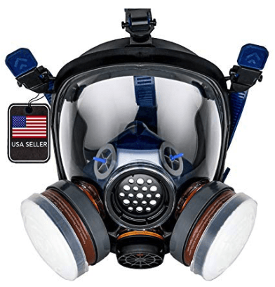 best gas mask - pd-100