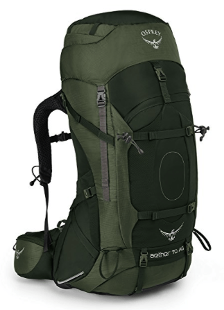 best hiking backpacks - osprey aether