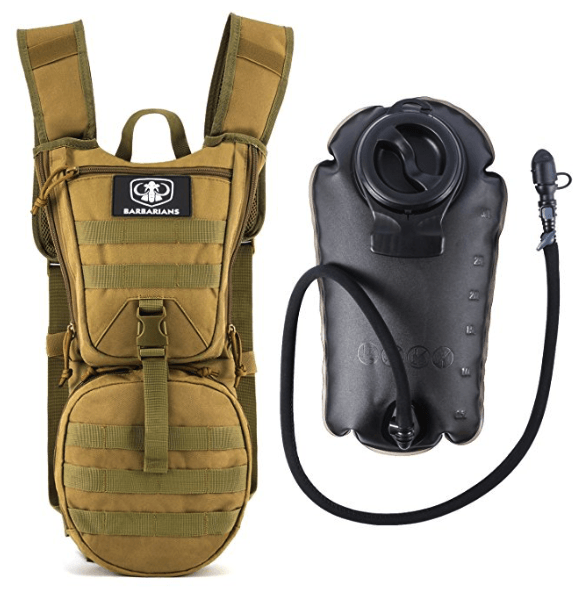 best hydration pack - barbarians tactical