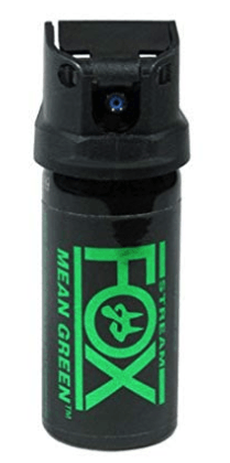 best pepper spray - fox labs mean green