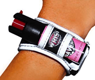 best pepper spray - wrist saver
