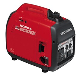 best portable generator - honda eu2000i