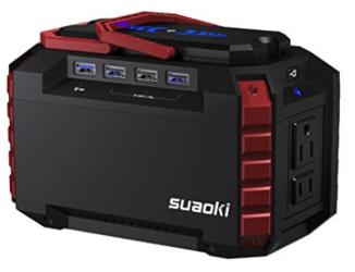 best portable generator - suaoki