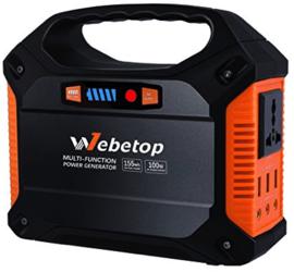 best portable generator - webetop
