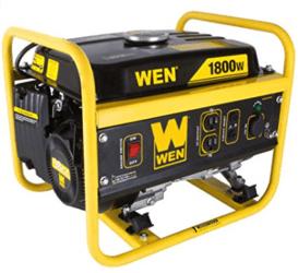 best portable generator - wen 56180