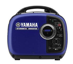 best portable generator - yamaha ef2000iS