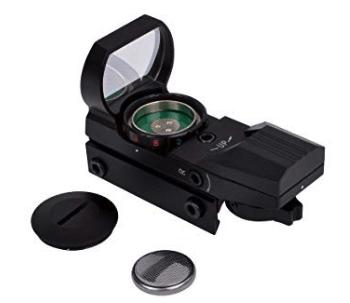 best red dot sight - feyachi reflex