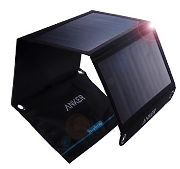 best solar charger - anker 21W