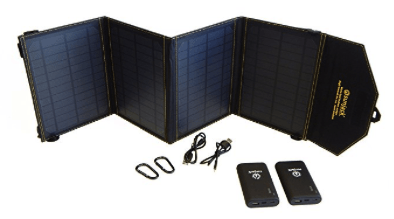 best solar charger - sunjack