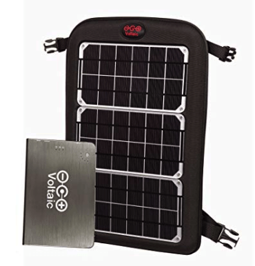 best solar charger - voltaic