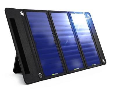 best solar charger - wildtek source