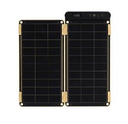 best solar charger - yolk