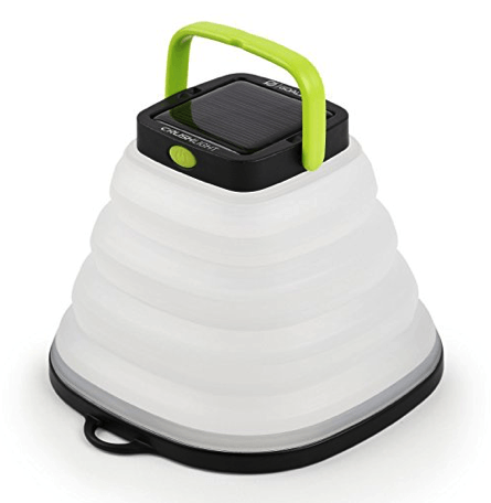 best solar lanterns - goal zero crush light