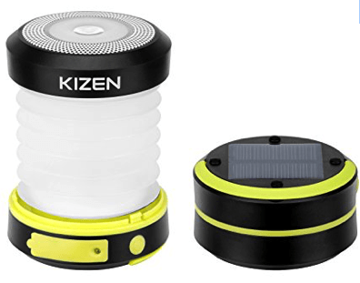 best solar lanterns - kizen