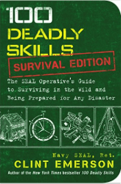 best survival books - 100 deadly skills