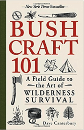 best survival books - bushcraft 101