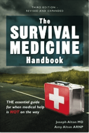 best survival books - the survival medicine handbook