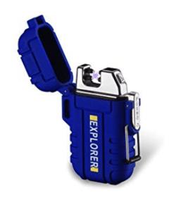 best survival lighters - Dual Arc Lighter