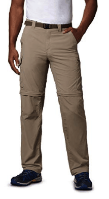 best tactical pants - columbia silver ridge