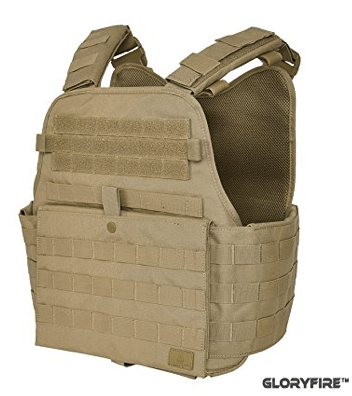 best tactical vests - gloryfire