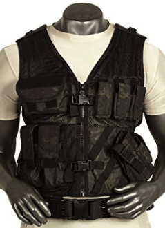 best tactical vests - voodoo