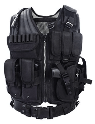 best tactical vests - yakeda cs