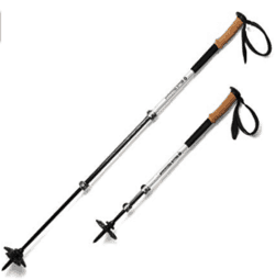 best trekking poles - black diamond alpine carbon cork