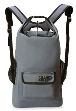 best waterproof backpack - chaos ready