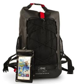 best waterproof backpack - cougar outdoor waterman