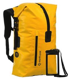 best waterproof backpack - earth pak