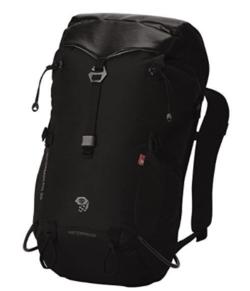 best waterproof backpack - mountain hardwear scrambler